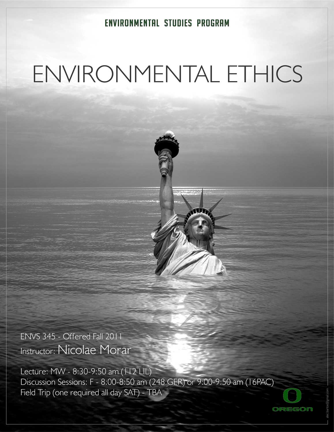 environmental issues and ethics Environmental ethics is the study of normative issues and principles relating to human interactions with the natural environment.