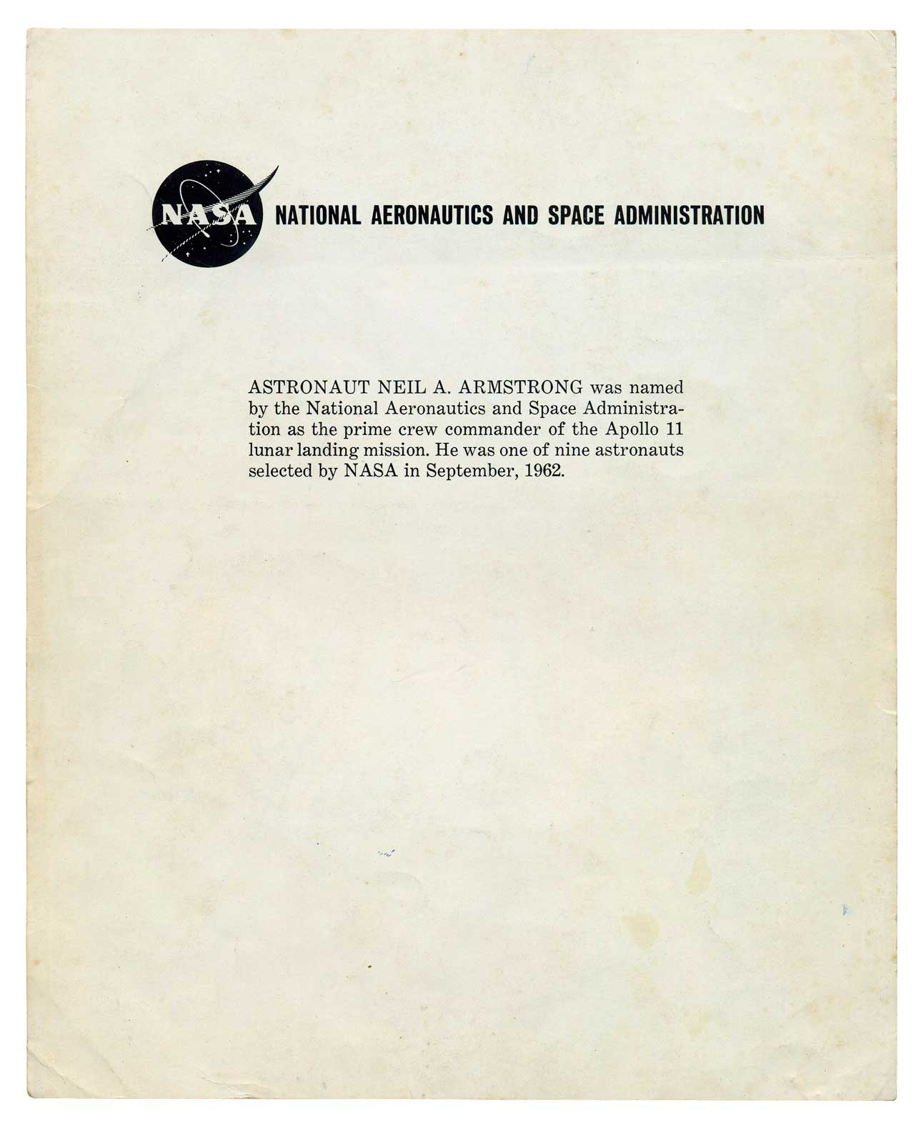 how to write a letter to nasa